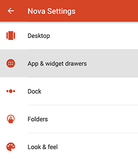 How To Remove White Background From App Drawer In Android 5 0