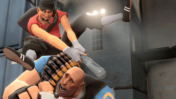 Team Fortress 2 Scout Class Strategy & Tips - H3XED