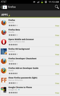 How to Spoof User Agent on Android Firefox Mobile Phone - H3XED